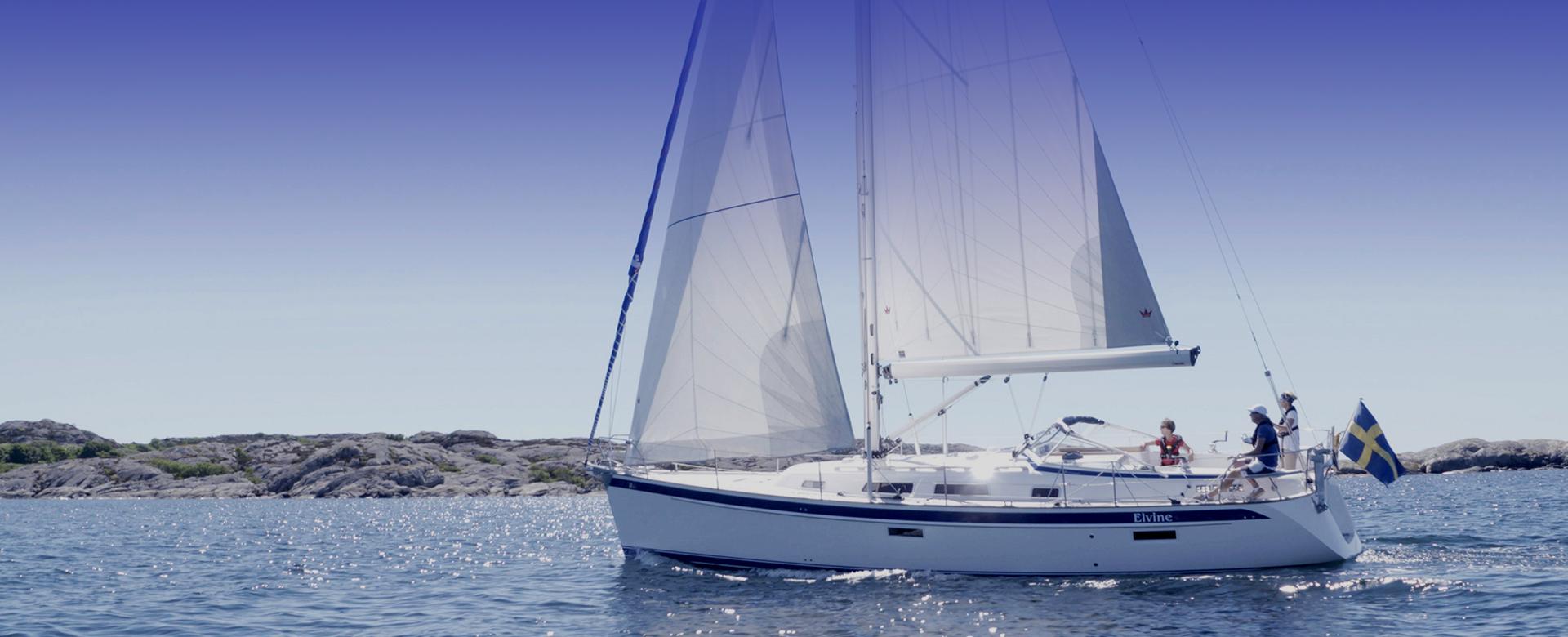 Lagerviks Fullservice Båtvarv på Blidö